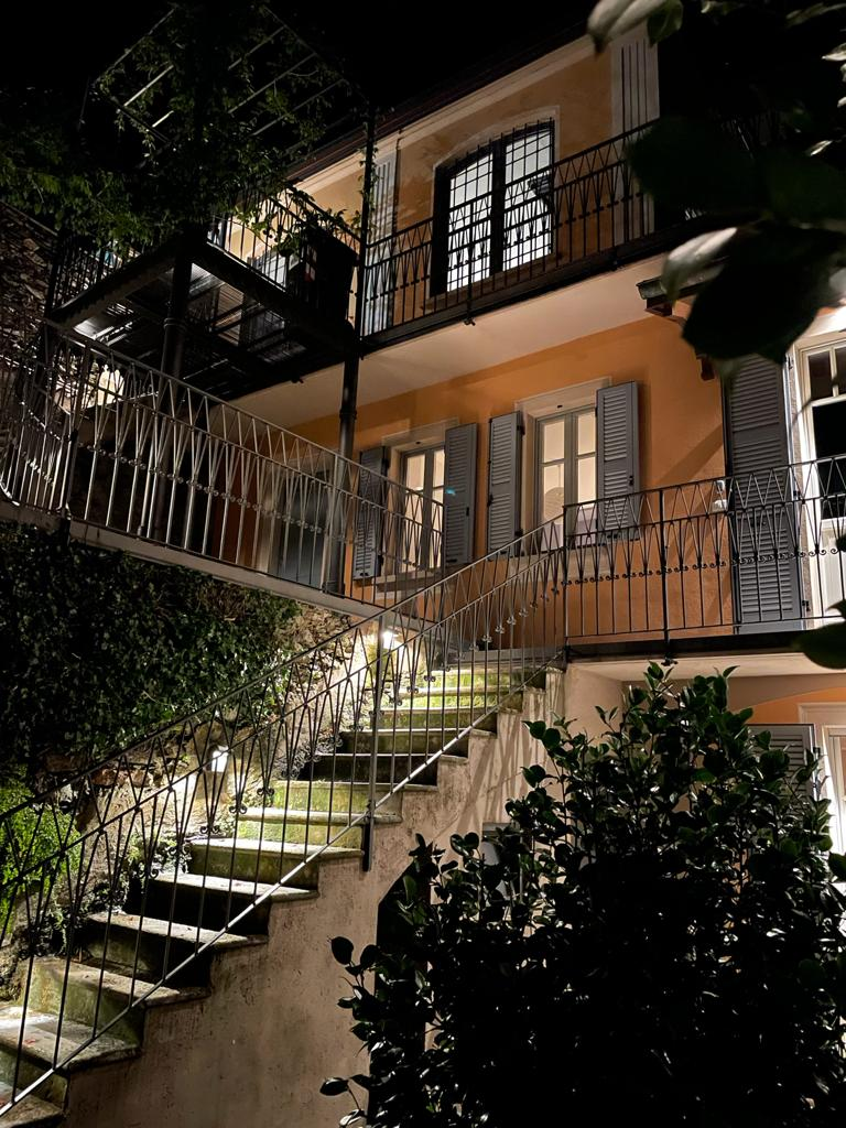 guesthouse by night